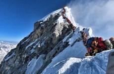 Ít nhất 7 người đã thiệt mạng trong mùa leo núi Everest 2019