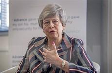 Bà May bày tỏ sự hối tiếc vì không thực hiện được thỏa thuận Brexit