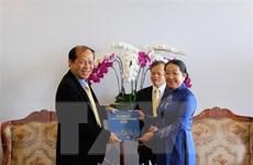 Vun đắp tình hữu nghị truyền thống với nhân dân Campuchia
