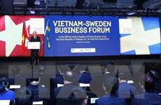 'Doanh nghiệp Thụy Điển và Việt Nam đứng trước cơ hội hợp tác to lớn'