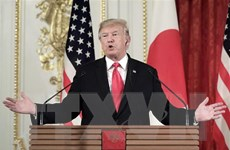 Tổng thống Trump ủng hộ Nhật Bản làm trung gian đàm phán với Iran