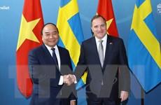Việt Nam coi trọng mối quan hệ hữu nghị truyền thống với Thụy Điển