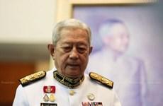 Nhà vua Thái Lan bổ nhiệm quyền Chủ tịch Hội đồng Cơ mật