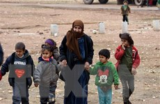 LHQ kêu gọi quốc tế chung tay giải quyết khủng hoảng nhân đạo Syria