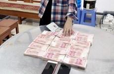 Quảng Ninh: Bắt giữ hai đối tượng vận chuyển trái phép ngoại tệ