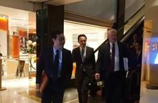 Hàn-Mỹ-Nhật thảo luận về Triều Tiên bên lề Đối thoại Shangri-La
