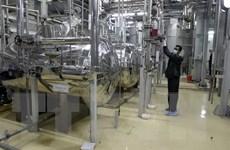 IAEA: Dự trữ nguyên liệu hạt nhân của Iran vẫn trong giới hạn
