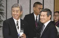 Giới chức quốc phòng Nhật-Hàn đối thoại lần đầu sau sự cố radar