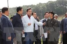 Hàn Quốc ngăn chặn dịch tả lợn châu Phi lây lan từ Triều Tiên