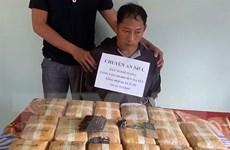 Quảng Bình: Bắt đối tượng vận chuyển hơn 100.000 viên ma túy tổng hợp