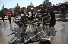 Mỹ và Pakistan tiến hành thảo luận tiến trình hòa bình Afghanistan