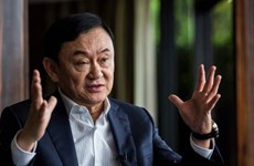Cựu Thủ tướng lưu vong Thái Lan Thaksin Shinawatra nhận thêm án tù