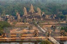 Số du khách Trung Quốc đến Campuchia tăng 37% trong 4 tháng đầu năm
