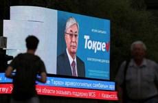 Kazakhstan bắt đầu cuộc bầu cử tổng thống trước thời hạn