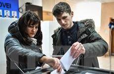 Moldova: Hai đảng có quan điểm trái ngược lập chính phủ liên minh