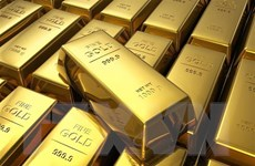 Giá vàng thế giới giảm 1% sau khi Mỹ và Mexico đạt thỏa thuận