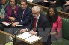 Anh: Đảng Bảo thủ ngăn Công đảng đối lập chi phối nghị sự Quốc hội