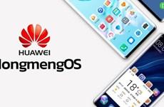 [Video] Huawei xuất xưởng smartphone dùng hệ điều hành riêng