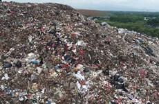 Indonesia trả lại các container rác thải nhập khẩu từ Mỹ