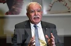 Palestine tuyên bố không chấp nhận kế hoạch hòa bình Trung Đông của Mỹ