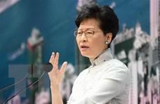 Trung Quốc ủng hộ quyết định của Hong Kong đình chỉ dự luật dẫn độ