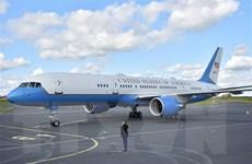 Tổng thống Donald Trump hé lộ thiết kế mới của máy bay Không lực Một