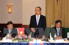 TP Hồ Chí Minh và Vientiane thúc đẩy hợp tác toàn diện và hiệu quả