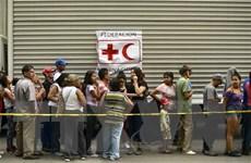 Venezuela tiếp nhận thêm hàng cứu trợ của Ủy ban Chữ thập Đỏ quốc tế