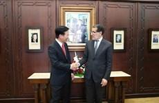 Maroc mong muốn tăng cường hợp tác với Việt Nam trong nhiều lĩnh vực