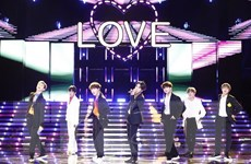 BTS tiêu thụ số vé kỷ lục trong tour lưu diễn vòng quanh thế giới