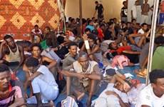 Các nước nghèo đang phải hứng chịu gánh nặng người tị nạn