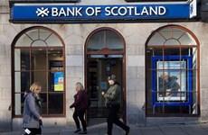 Ngân hàng Bank of Scotland chịu mức án phạt gần 57 triệu USD