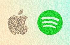 Apple phản hồi khiếu kiện của Spotify về cạnh tranh không công bằng