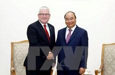 Thủ tướng Nguyễn Xuân Phúc tiếp Đại sứ Australia chào từ biệt