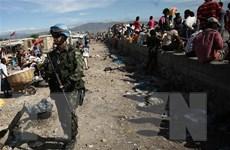 Liên hợp quốc quyết định rút phái bộ gìn giữ hòa bình khỏi Haiti