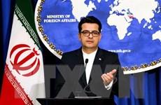 Iran tuyên bố sẽ quyết đoán hơn nếu cơ chế thương mại của EU đổ vỡ
