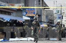 Lực lượng chống khủng bố Philippines bị tấn công, 3 binh sỹ thiệt mạng