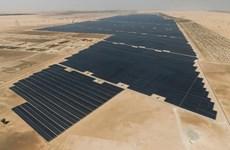 Dự án điện Mặt Trời lớn nhất thế giới của UAE chính thức được vận hành