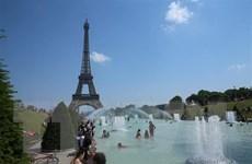 Đợt nắng nóng gay gắt kỷ lục ở châu Âu có dấu hiệu dịu bớt