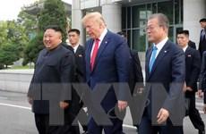 Người dân Hàn Quốc lạc quan về hòa bình trên bán đảo Triều Tiên