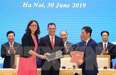 Truyền thông Australia đưa tin Việt Nam và EU ký Hiệp định thương mại