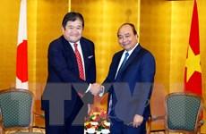 Thủ tướng tiếp lãnh đạo doanh nghiệp Nhật Bản kinh doanh tại Việt Nam
