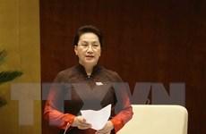 Chủ tịch Quốc hội sẽ thăm chính thức nước Cộng hòa Nhân dân Trung Hoa