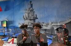 Phái đoàn quân sự Nga thăm Triều Tiên, không thông báo nội dung họp