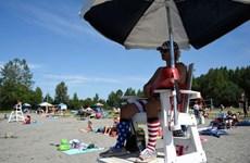 Mỹ: Nắng nóng bất thường xuất hiện tại vùng đất lạnh giá Alaska