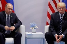Quan hệ Nga-Mỹ lại nóng vì cuộc đua vào Nhà Trắng năm 2020