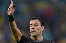 Roberto Tobar là trọng tài chính của trận chung kết Copa America 2019