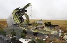 Ukraine giao bằng chứng đầu tiên trong vụ MH17 cho Hà Lan