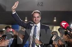 Tân Thủ tướng nhậm chức, thách thức trong thời kỳ mới ở Hy Lạp