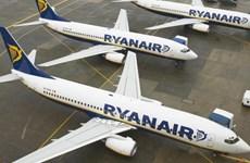 Hãng hàng không giá rẻ châu Âu chịu tác động vì sự cố Boeing 737 MAX